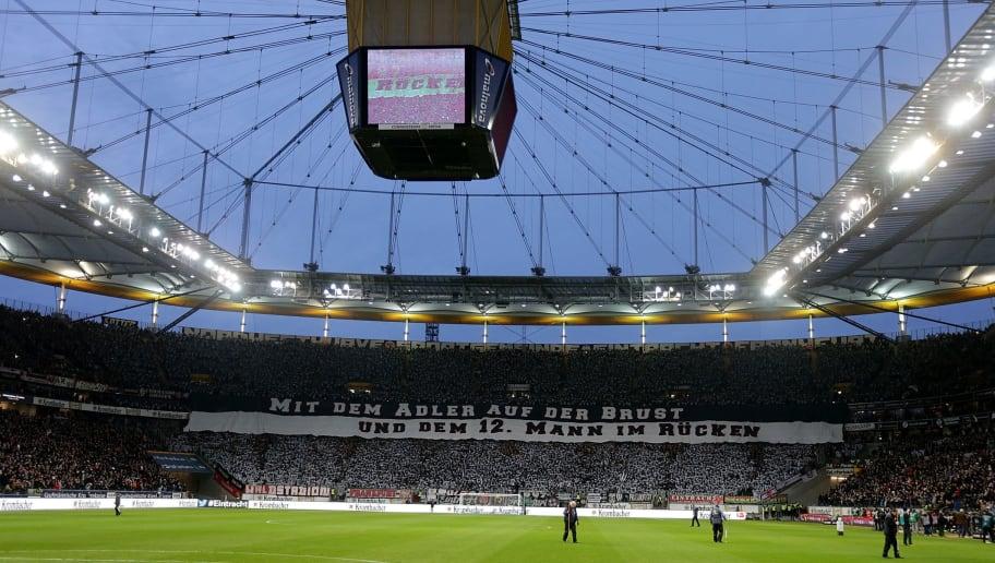 Eintracht Frankfurt v SV Darmstadt 98 - Bundesliga