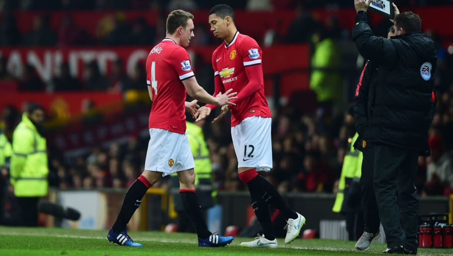 Chris Smalling,Phil Jones