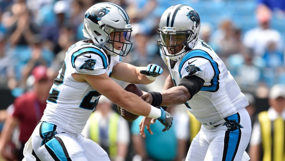 Cam Newton And Christian Mccaffrey Could Have Fantasy