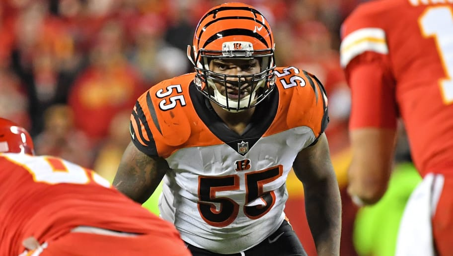 Vontaze Burfict Fined By The Nfl Yet Again After Lowering