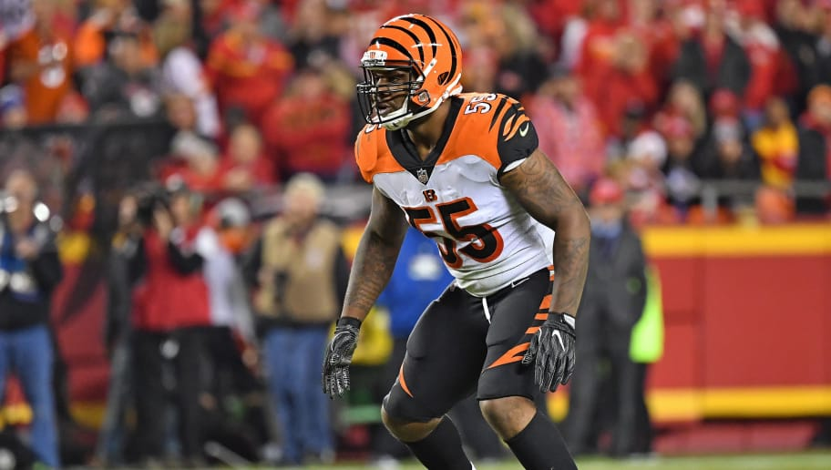 Vontaze Burfict S 7th Concussion Could Spell The End Of His
