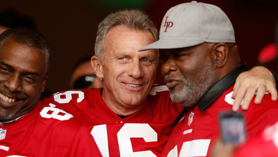 Lawrence Pillars,Joe Montana,John Taylor
