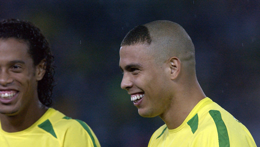 Ronaldo Reveals Why He Got That Mad Haircut For World Cup 2002 90min