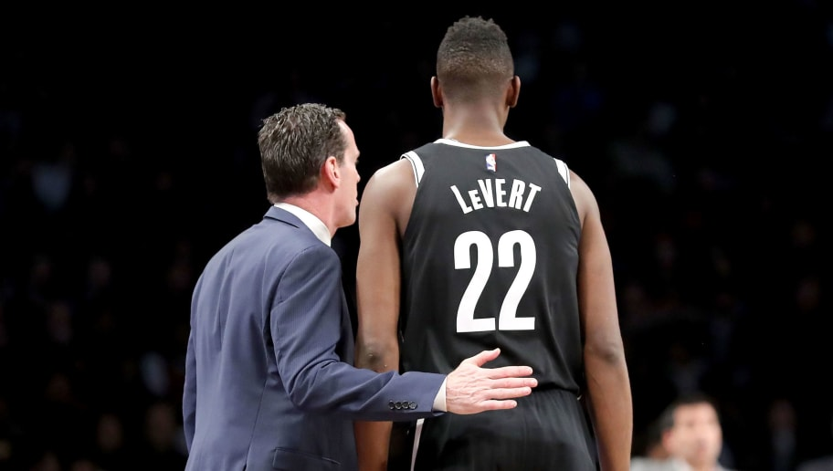 new product 85c48 1efb5 Caris Levert Had Worst Bobblehead Night of All Time | theduel