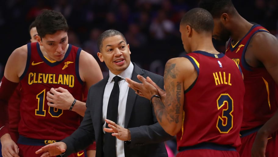 huge discount e8f02 51844 Tyronn Lue Restricted Collin Sexton's Minutes to Avoid ...