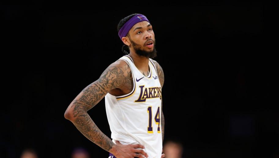 9b9681c5410 Brandon Ingram Gives Hilariously Flippant Quote About Anthony Davis Lakers  Trade Rumors