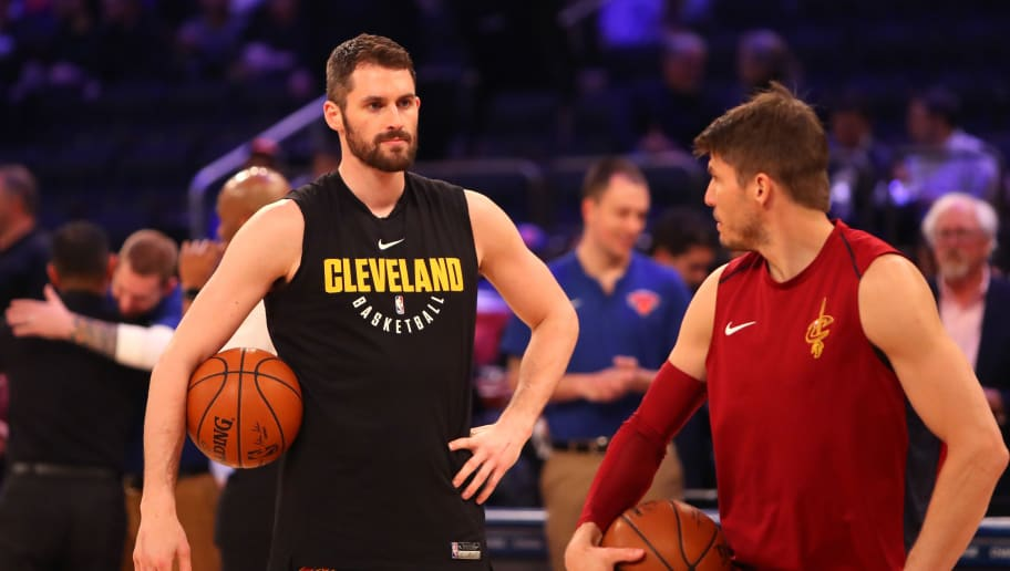 6c17d628aeca Kevin Love and Kyle Korver Finally Figured Out How to Play With LeBron James