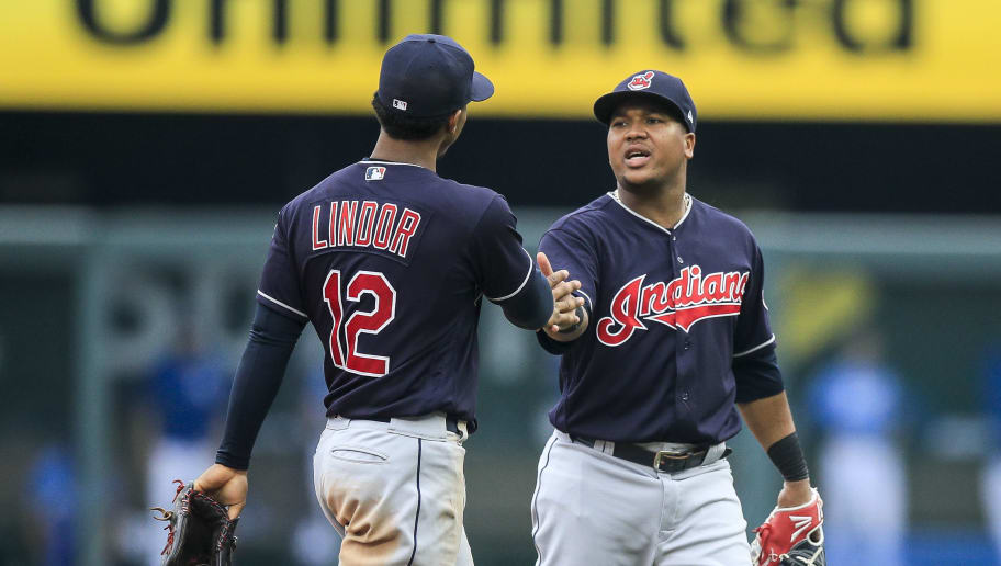 ea35c7fa4 Indians Announce Lineup for Game 1 of ALDS | 12up