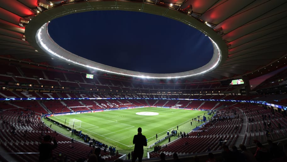 Club Atletico de Madrid v AS Monaco - UEFA Champions League Group A