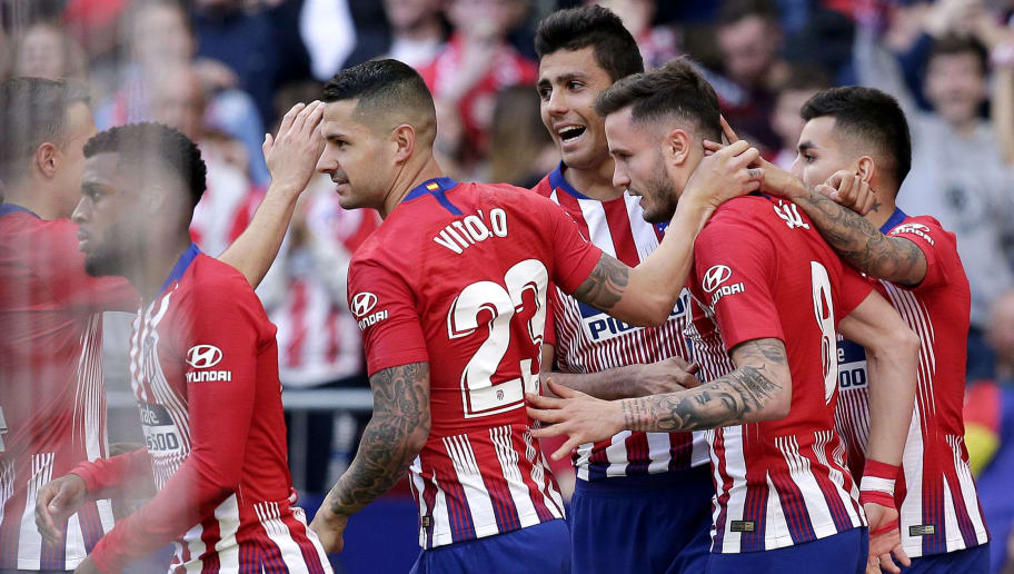 Juventus vs Atletico Madrid: Diego Simeone's Best Available Rojiblancos Lineup