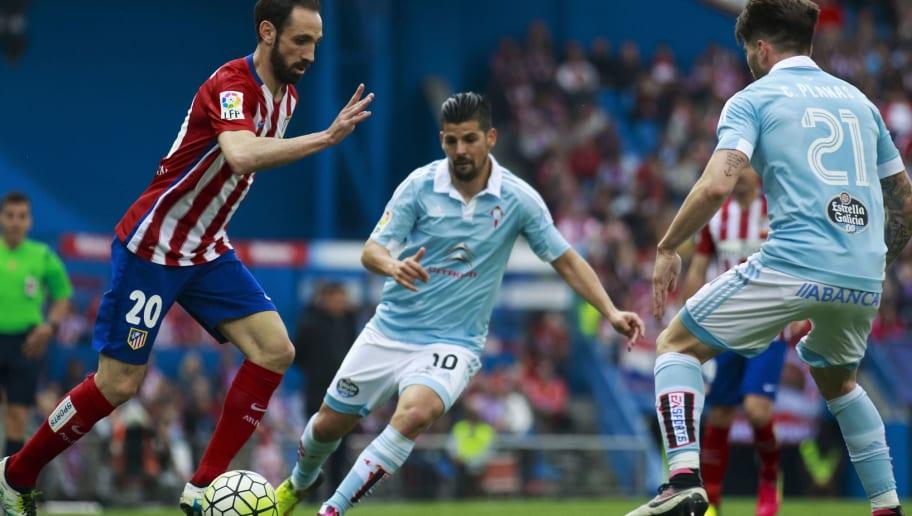 Club Atletico de Madrid v Celta de Vigo - La Liga