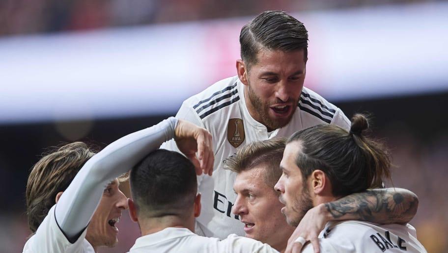 Gareth Bale,Sergio Ramos,Dani Carvajal,Toni Kroos,Luka Modric