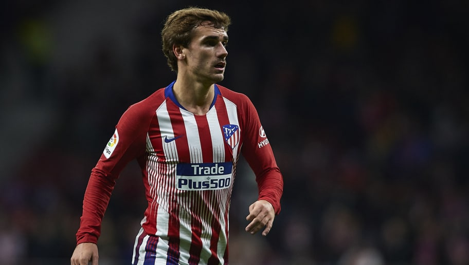 83135b99c Atletico Madrid s Antoine Griezmann Admits That he Dreams of Winning the  Ballon d Or