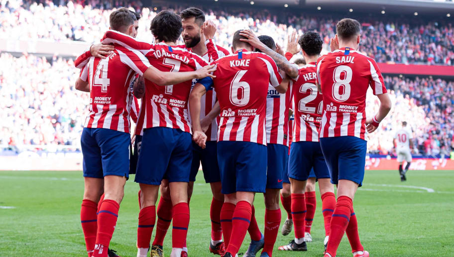 Dream Atlético Madrid Squad for 2020/21: Including New Signings ...