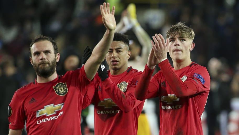 Juan Mata,Jesse Lingard,Brandon Williams