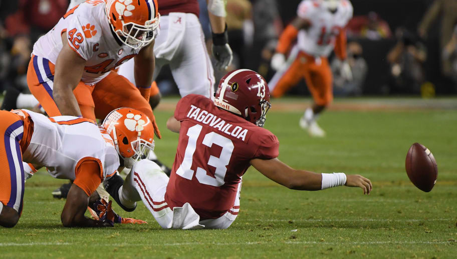 Alabama Worst Losses Since 1998 Ranked Theduel