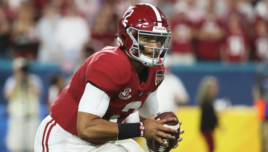 BREAKING Alabama QB Jalen Hurts Announces Hell Transfer To Oklahoma 12up