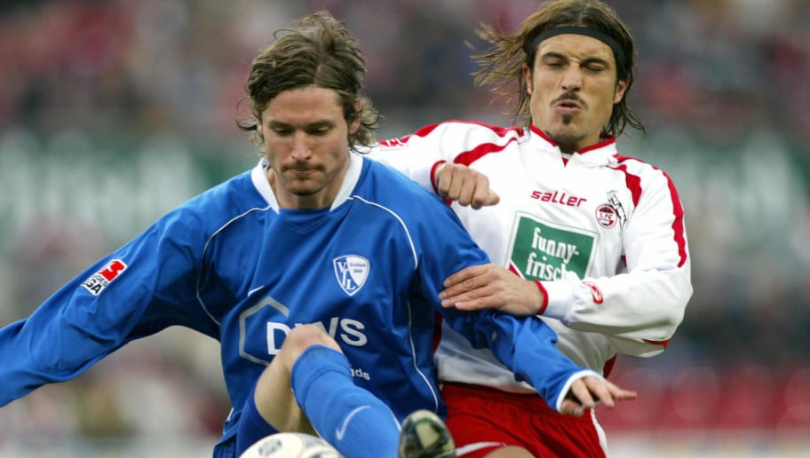 Cologne's Turkish player Mustafa Dogan (
