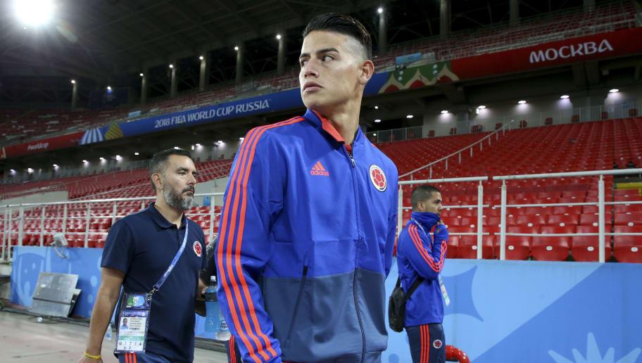 67c50e2aa9c James Rodriguez Could Flourish Under Julen Lopetegui at Real Madrid ...