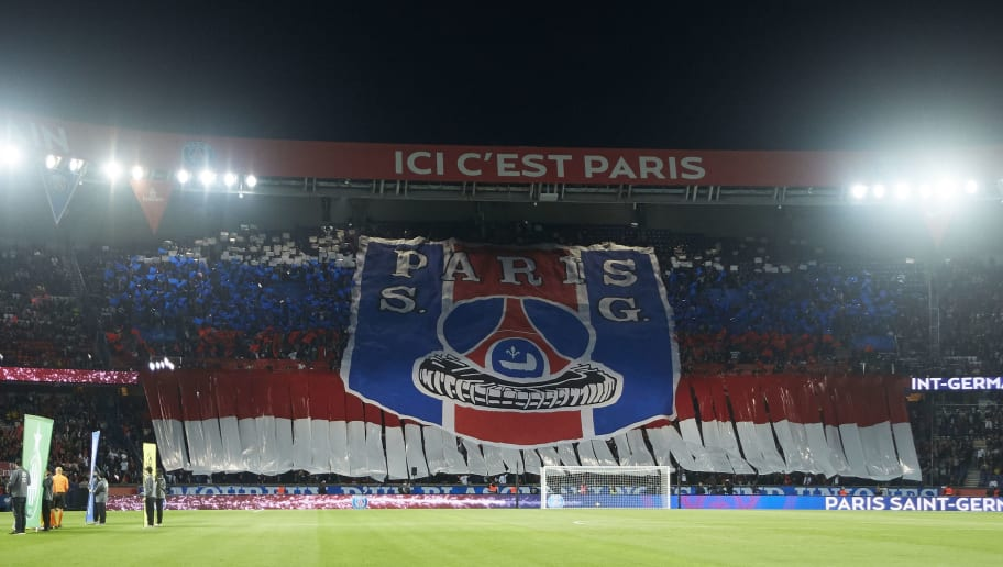 Paris Saint Germain v AS Saint Etienne - French Ligue 1