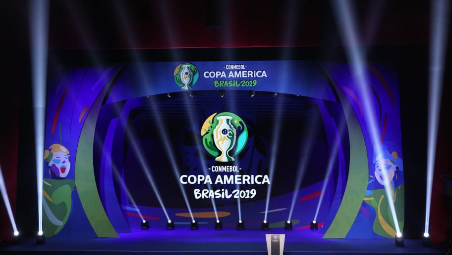 Copa America 2019 Official Draw