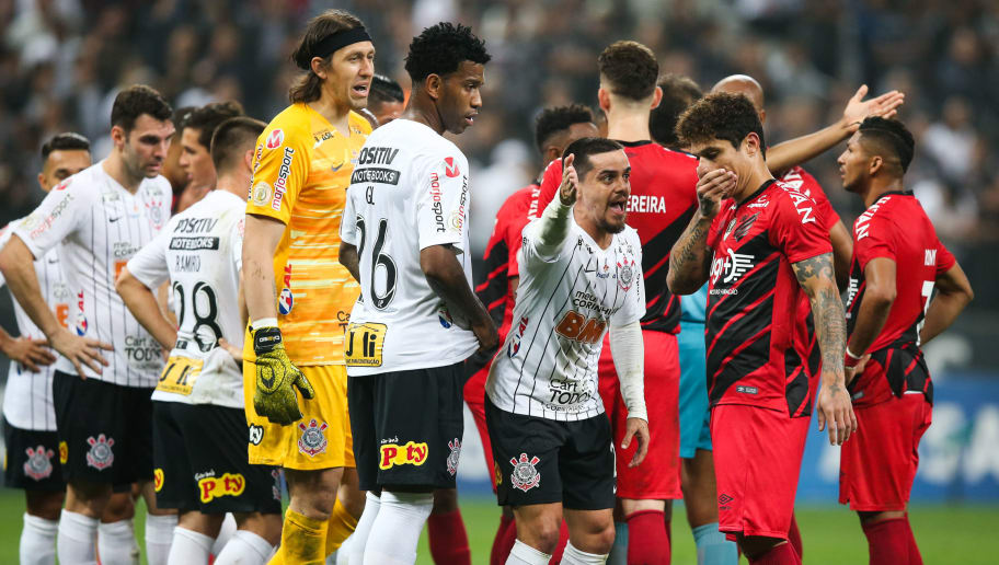 Corinthians v Athletico PR - Brasileirao Series A 2019