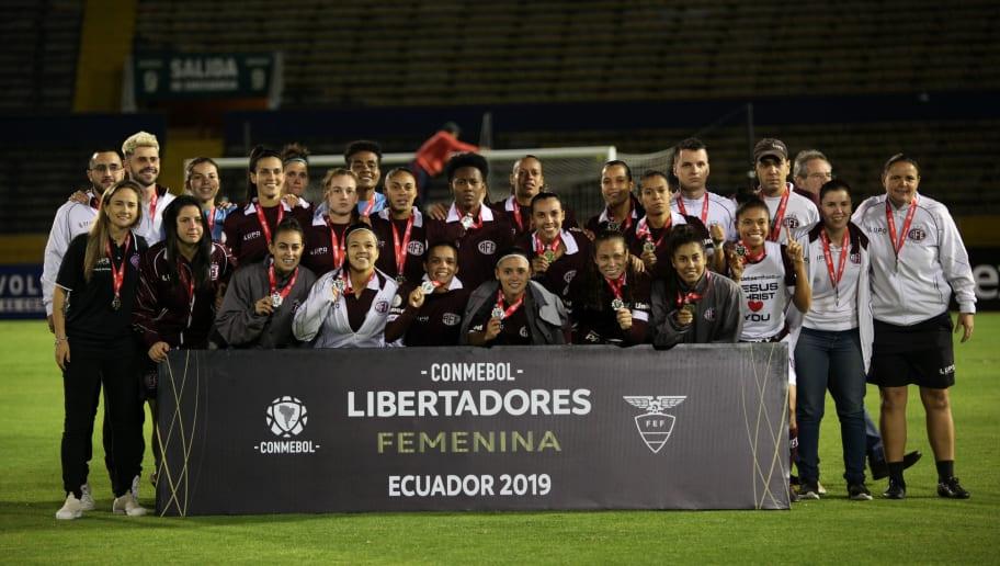 Corinthians v Ferroviaria - โคปาของผู้หญิง CONMEBOL Libertadores 2019 รอบชิงชนะเลิศ