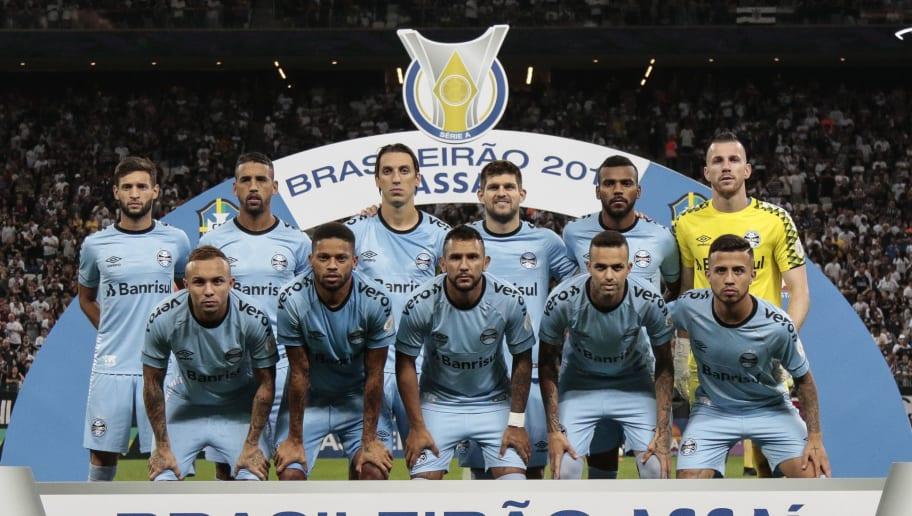 Corinthians v Gremio - Brasileirao Series A 2019