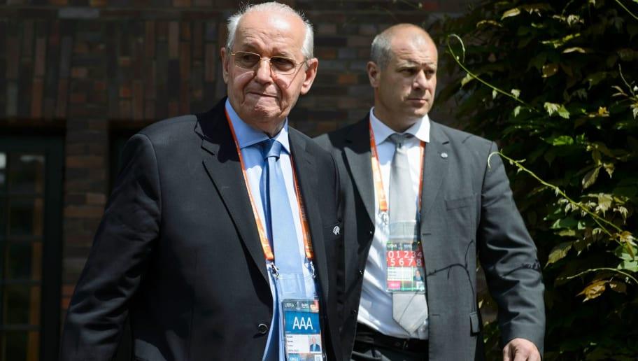CORRUPTION-FIFA-UEFA-EXCO-ELECTION-FBL