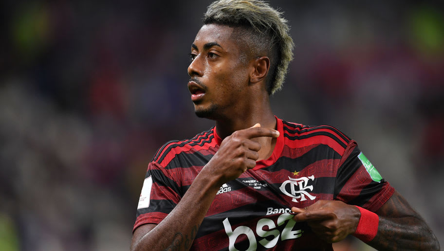 Os seis jogadores mais rápidos do futebol brasileiro