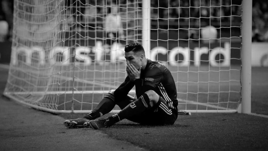 Italian Media Desperately Hoping for Cristiano Ronaldo Magic in Second Leg Against Atletico Madrid