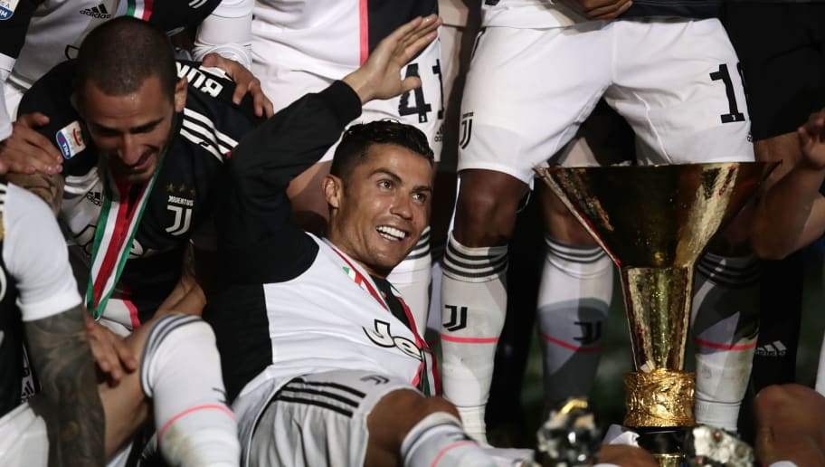 Edgar Davids Reveals What Cristiano Ronaldo and Juventus Have to Do to Be the 'Best Team Ever'