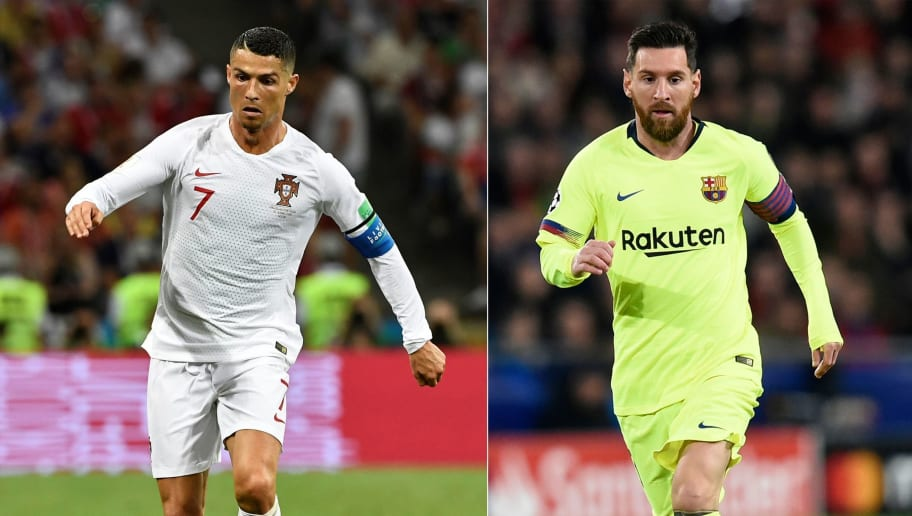 Jose Mourinho Believes Neither Cristiano Ronaldo Nor Lionel Messi Can Top Ronaldo Nazario's Genius