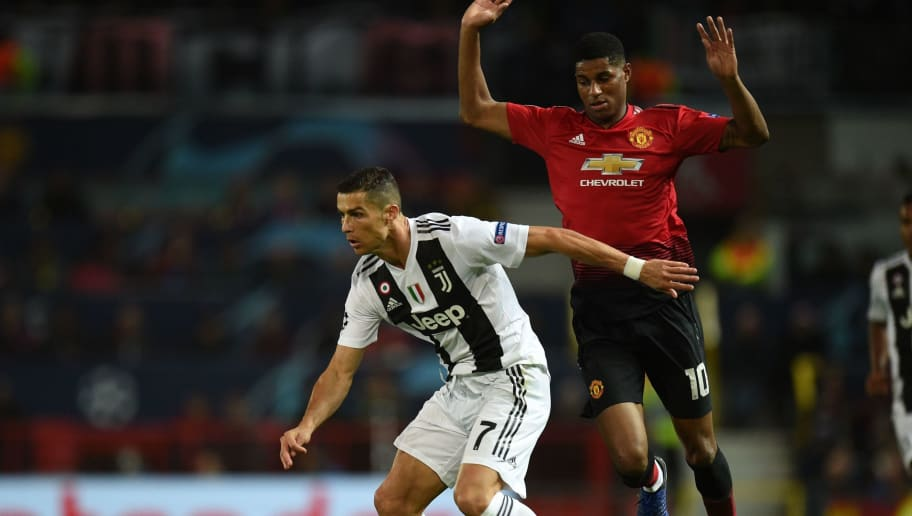 Marcus Rashford Has Managed to Register Better Figures Than Cristiano Ronaldo at Manchester United