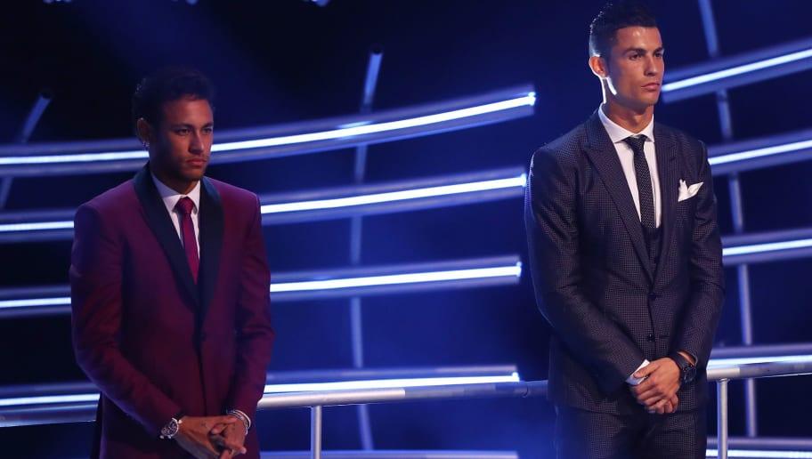 8477e90c9 Cristiano Ronaldo Believes Majority of the Criticism Towards Neymar is  Unfair