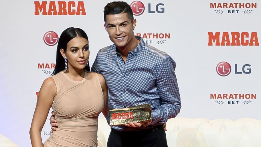 Cristiano Ronaldo,Georgina Rodriguez