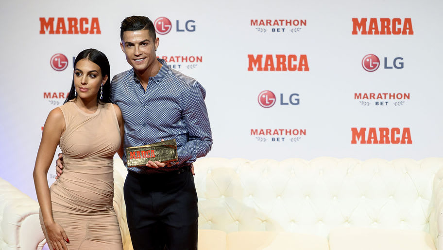 Georgina Rodriguez Reveals That She Fell In Love With Cristiano Ronaldo At First Sight Ht Media