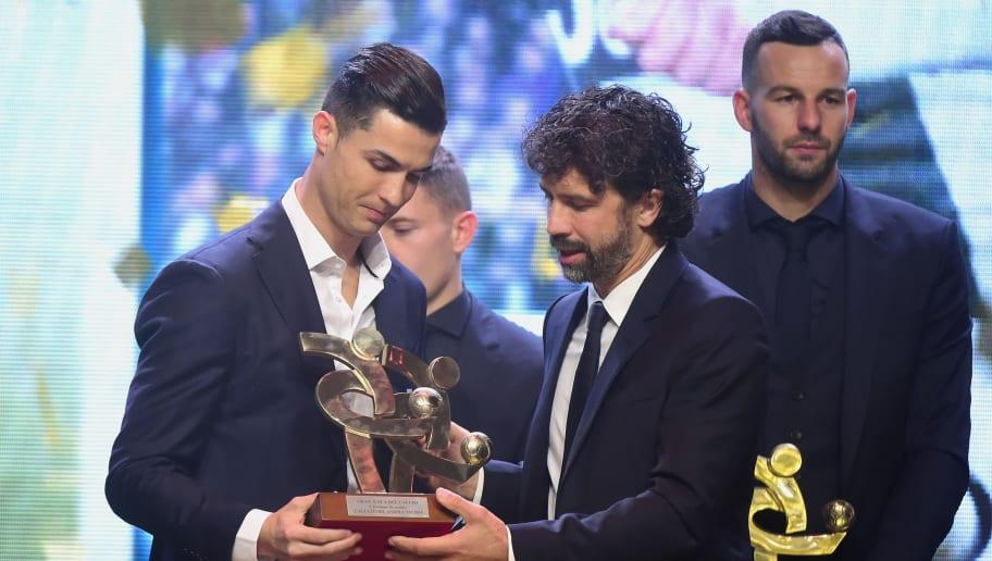Cristiano Ronaldo,Damiano Tommasi