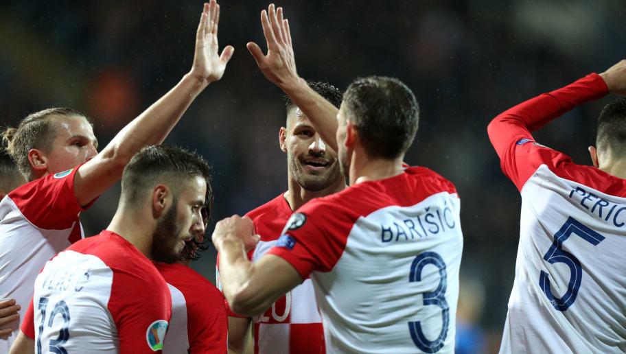 Croatia v Slovakia - UEFA Euro 2020 Qualifier