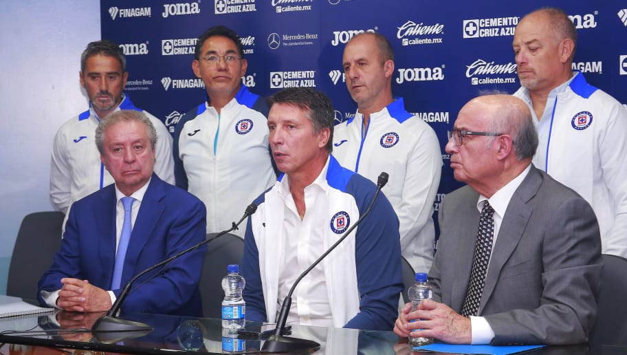 Alfredo Alvarez,Victor Garces,Robert Dante Siboldi