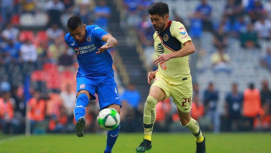 Julio Dominguez,Oribe Peralta
