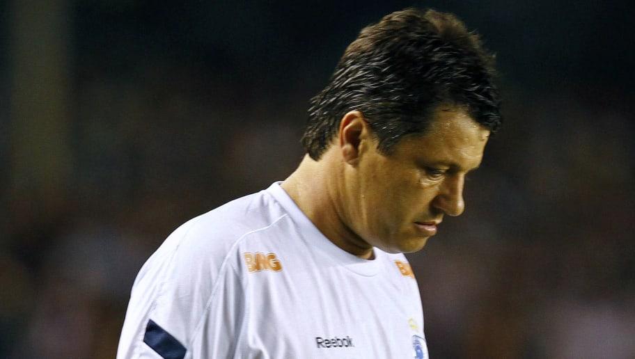 Cruzeiro's team coach Adilson Batista re