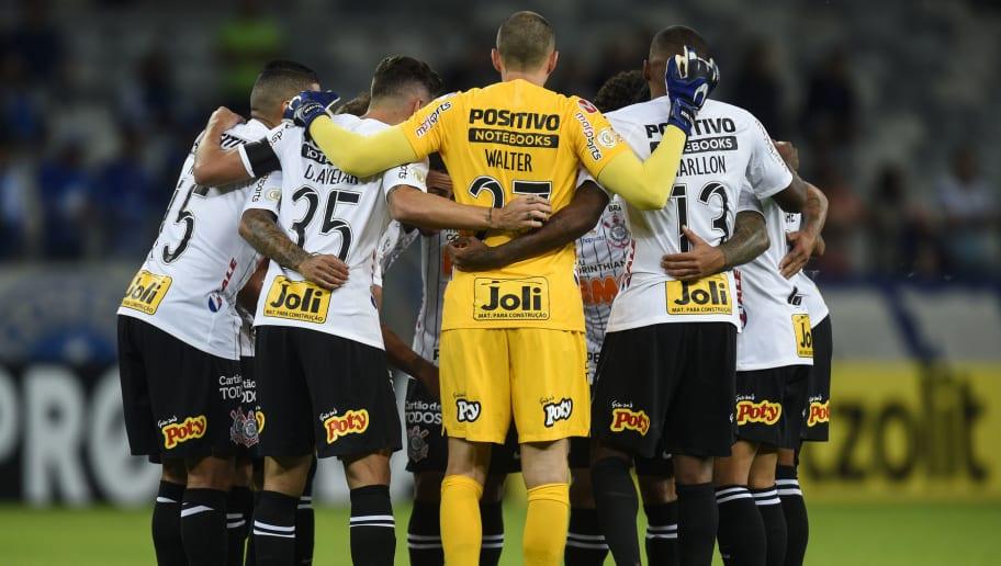 Cruzeiro v Corinthians - Brasileirao Series A 2019