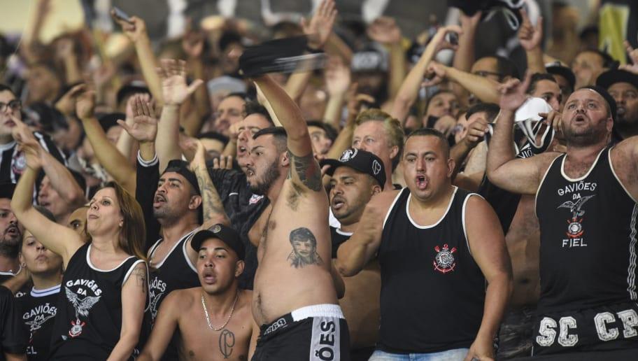 Cruzeiro v Corinthians - Copa do Brasil 2018 Finals