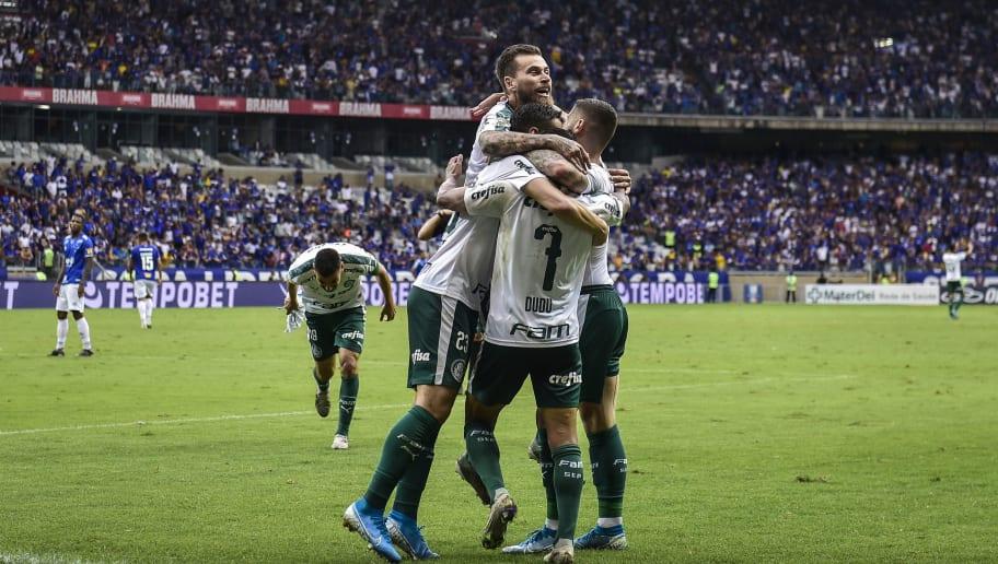 Cruzeiro v Palmeiras - Brasileirao Series A 2019