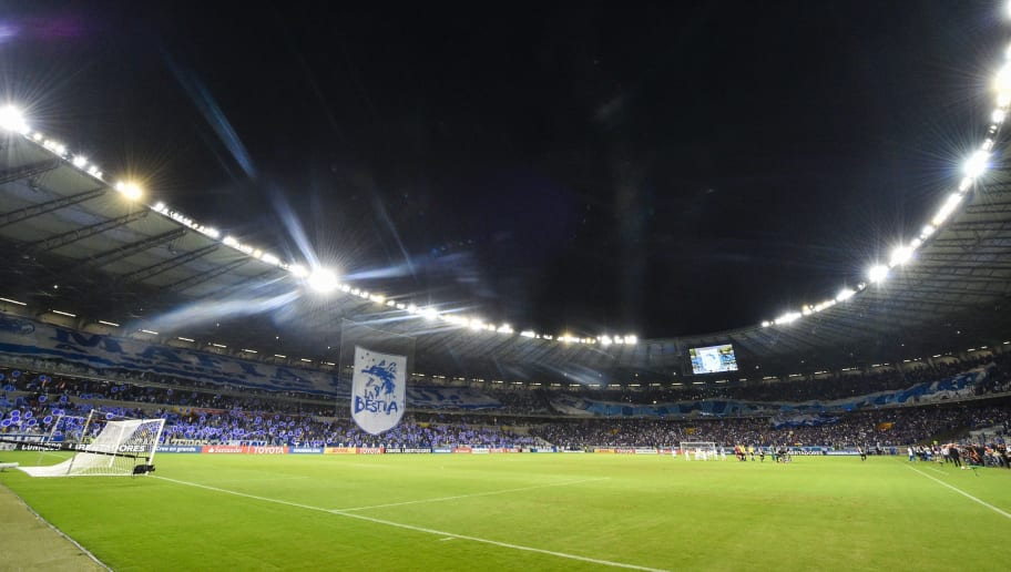 BELO HORIZONTE, BRAZIL - APRIL 4: General view before a match between Cruzeiro and Vasco as part of Copa CONMEBOL Libertadores 2018 at Mineirao stadium on April 4, 2018 in Belo Horizonte, Brazil. (Photo by Pedro Vilela/Getty Images)
