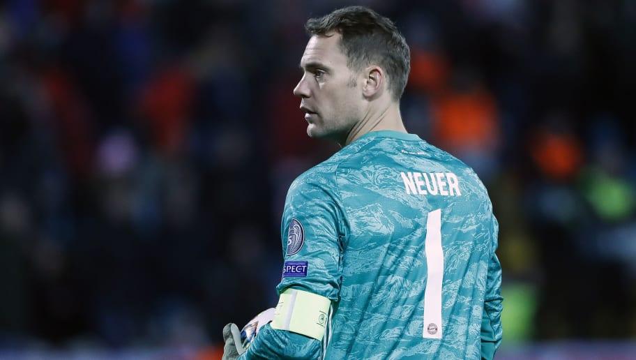 FC Bayern: Manuel Neuer steht unmittelbar vor der Vertragsverlängerung