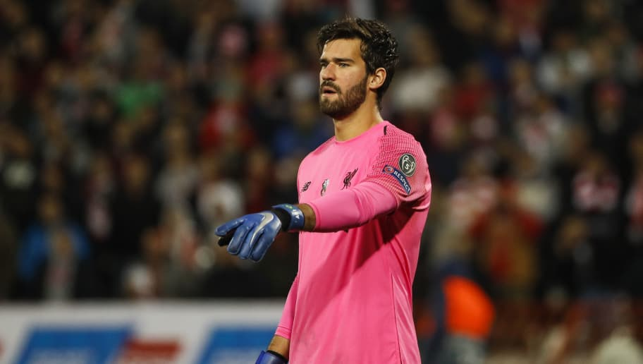 936f68bc9 Alisson Names His Footballing Idol   His Choices for Best Goalkeeper in the  World