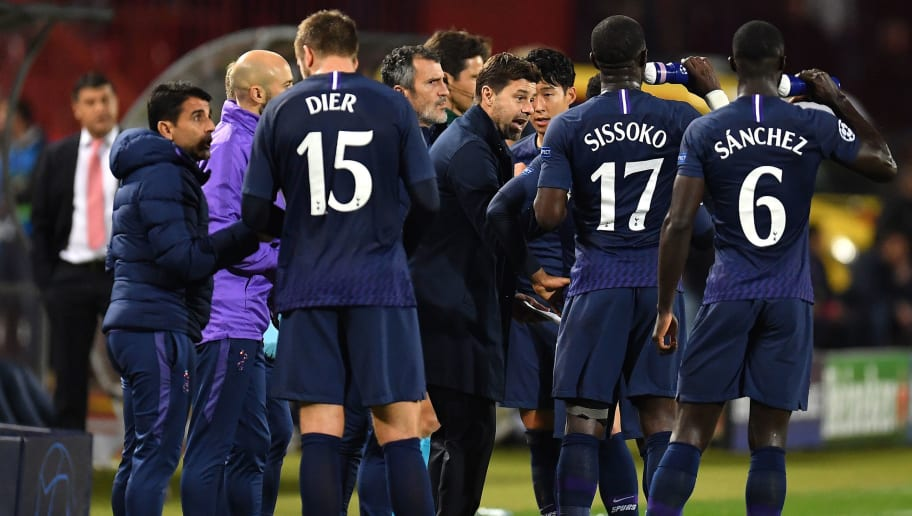 Mauricio Pochettino Claims Tottenham Need Time Amid Hopes of a Top-four Finish