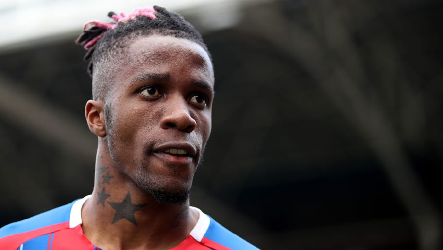 Wilfried Zaha 'Favours' Arsenal Move as Gunners Remain Interested in Ivorian Winger